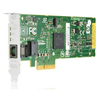NC373T HP PCI-Express Single-Port 1000Base-X Multifunction Gigabit Ethernet Network Interface Card (NIC)