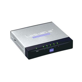 SD2008-RF Linksys 8-Ports 10/100/1000Mbps Gigabit Ethernet Desktop Switch (Refurbished)