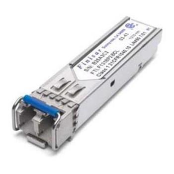FTLF1318P2BCL Finisar 1.25Gbps 1000Base-LX Single-Mode Fiber 10km 1310nm Duplex LC Connector SFP Transceiver Module