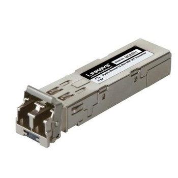 MGBSX1 Linksys 1Gbps 1000Base-SX 850nm 550m SFP Transceiver Module