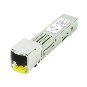 3CSFP93 3Com 1Gbps 1000Base-T Copper 100m 1310nm RJ-45 Connector SFP Transceiver Module
