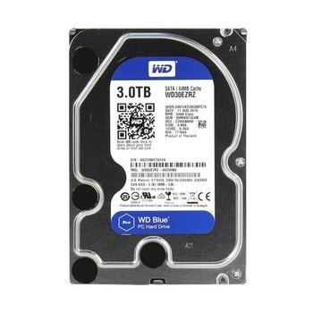 WD30EZRZ Western Digital 3TB 5400RPM SATA 6.0 Gbps 3.5 64MB Cache Blue Hard Drive