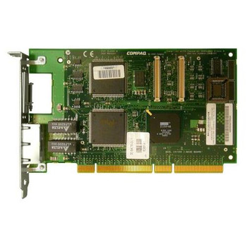 009542-003 HP NC3134 PCI-X 64-Bit 10/100Base-T Dual Port Fast Ethernet Network Interface Card (NIC)