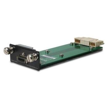 DEM-410CX D-Link 10-Gigabit CX4 Module 1 x 10GBase-CX4 Expansion Module