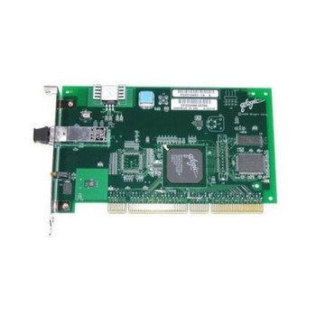 FC2310401-02 QLogic SANBlade 2GB 64-Bit 66MHz Single Port Fibre Channel PCI Host Bus Adapter