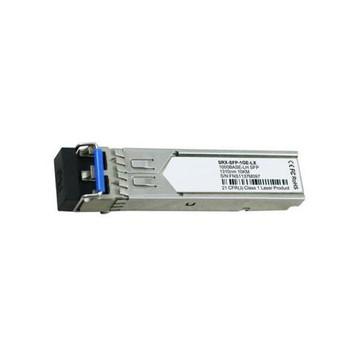 SRX-SFP-1GE-LX Juniper 1Gbps 1000Base-LX Single-Mode Fiber 10km 1310nm LC Duplex Connector Optical SFP Transceiver (Refurbished)