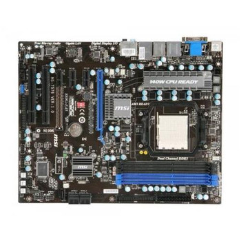 880G-E45 MSI AMD Phenom II 880G+SB710 DDR3 A&GbE Socket AM3 ATX Motherboard (Refurbished)