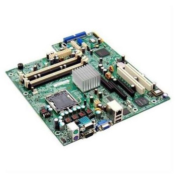008124-000 Compaq Deskpro En System Board Slot 1 (Refurbished)