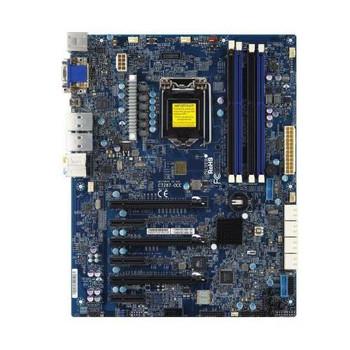 MBD-C7Z87-OCE-O Supermicro C7Z87-OCE Desktop Motherboard Intel Z87 Express Chipset Socket H3 LGA-1150 1 Pack (Refurbished)