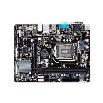 GA-H81M-D2V Gigabyte Desktop Motherboard Intel H81 Chipset Socket H3 LGA-1150 (Refurbished)