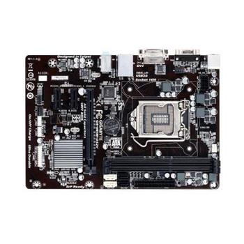GA-H81M-DS2V Gigabyte Ultra Durable 4 Plus Desktop Motherboard Intel H81 Chipset Socket H3 LGA-1150 (Refurbished)