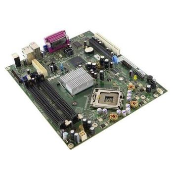 GX297 Dell System Board (Motherboard) for OptiPlex GX745 SFF (Refurbished)