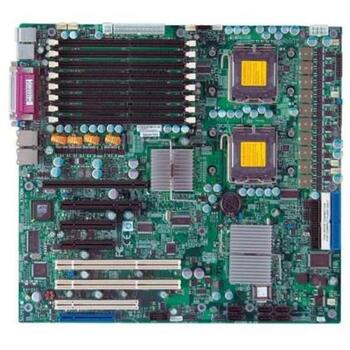 X7DBN SuperMicro Intel 5000P/ MCH + ESB2 Chipset Quad-Core Xeon 5300/ 5400/ Dual-Core Xeon 5000/ 5100/ 5200 Series Processors Support Dual Socket LGA7