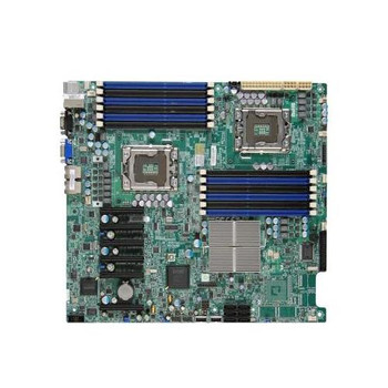 MBD-X8DTE-F-B SuperMicro X8DTE-F Intel 5520 Socket 1366 Extended-ATX Motherboard (Refurbished)