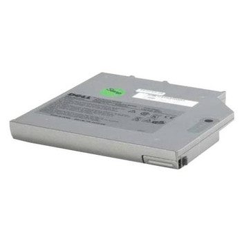 312-0085 Dell 11.1V 6 Cell 48WHr Lithium-Ion Secondary Media Bay Battery (Refurbished)