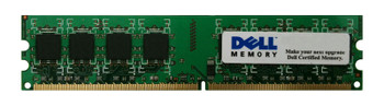 015CKM Dell 1GB (2x512MB) DDR2 Non ECC PC2-6400 800Mhz Memory