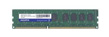 AD3E1600C4G11 ADATA 4GB DDR3 ECC PC3-12800 1600Mhz 2Rx8 Memory