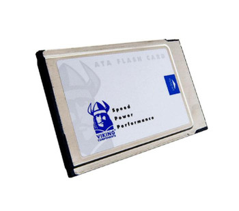 C470512ATA Viking 512MB Dual Voltage ATA Flash Memory Card for HP Jornada 200LX