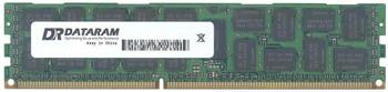 DRC1333S1X/4GB Dataram 4GB DDR3 Registered ECC PC3-10600 1333Mhz 1Rx4 Memory