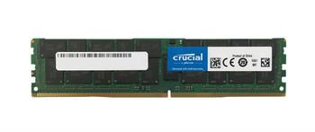 CT64G4LFQ424A.36 Crucial 64GB DDR4 Registered ECC PC4-19200 2400Mhz 4Rx4 Memory