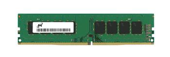 MTA8ATF1G64AZ-2G6H1 Micron 8GB DDR4 Non ECC PC4-21300 2666MHz 1Rx8 Memory