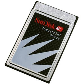 SDP3BI-85-101-00 SanDisk 85MB Industrial Type II ATA PCMCIA Flash Memory Card