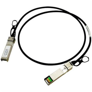 QFX-SFP-DAC-10M Juniper Passive 10 meter SFP+ to SFP+ TWINAX Up to 10.5Gbps Cable (Refurbished)
