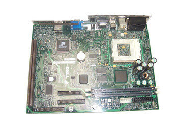 GX100 Dell System Board (Motherboard) Socket-370 for OptiPlex (Refurbished)
