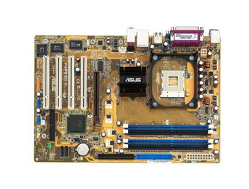 P4P800S-X ASUS Intel 848P/ ICH5 Chipset Pentium 4/ Celeron up to 3.6GHz+ Processors Support Socket LGA478 ATX Motherboard (Refurbished)
