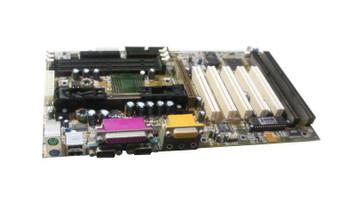 P6BX-A ASUS Slot 1 2 ISA 5 PCI System Board (Refurbished)