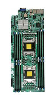 X9DRT-HF+ SuperMicro Intel C602 Xeon E5-2600 Processors Support Dual Socket R LGA2011 Server Motherboard (Refurbished)