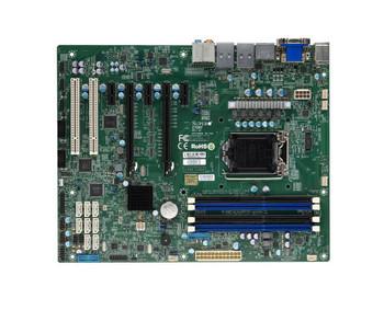 C7Z87O SuperMicro C7z87 O LGA1150 Intel Z87 DDR3 SATA3 Usb3 0 A 2GBe Atx Motherboard (Refurbished)