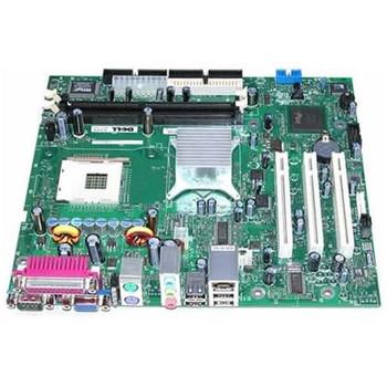 0JP002 Dell System Board (Motherboard) for Dimension (Refurbished)