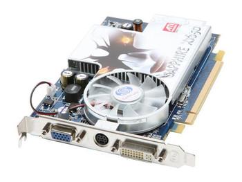 X1650PCIE512SB Diamond 512MB 128-bit 800MHz GDDR2 PCI Express x16 2 x DVI HDTV / S-Video 2D/3D Graphics Card