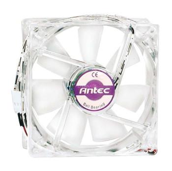 0-761345-75002-8 Antec Pro 92mm 3-pin Double Ball bearing Case Fan