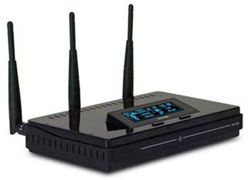 DGL-4500 D-Link Xtreme N Gaming Router 4 x 10/100/1000Base-TX LAN 1 x 10/100/1000Base-TX WAN (Refurbished)