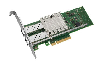 E10G42BTDA-AMC AMC X520-T2 Dual-Ports 10Gbps 10Gigabit PCI Express 2.0 x8 Converged Ethernet Copper Network Adapter