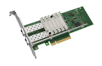 E10G42BTDA-LP Intel X520-T2 Dual-Ports 10Gbps 10Gigabit PCI Express 2.0 x8 Converged Ethernet Copper Network Adapter