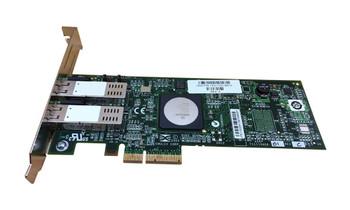 LPE11002-M4 Emulex Network LightPulse 4GB Dual Ports PCI-E Fibre Channel Host Bus Adapter