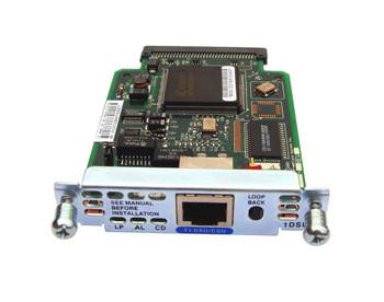 WIC-IDSU-T1 Cisco 1-Port T1 DSU/CSU Wan Interface Card
