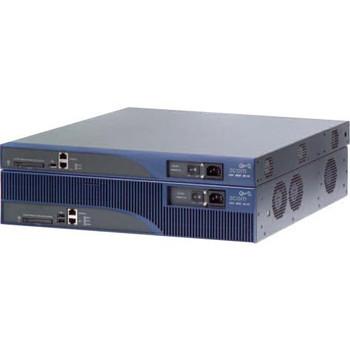 0235A299 3Com MSR 30-40 Multi-Service Router 2 x Services Module 3 x Voice Processing Module 2 x SFP 1 x CompactFlash (CF) Card 2 x 10/100/1000Base