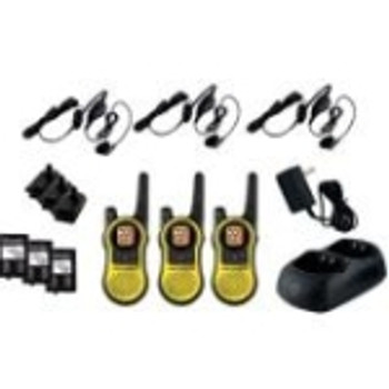 MH230TPR Motorola Talkabout Two-way Radio 7 x FRS 8 x GMRS 7 x GMRS/FRS 121440 ft