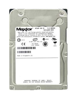 8E036J0 Maxtor 36GB 15000RPM Ultra 320 SCSI 3.5 8MB Cache Atlas Hard Drive