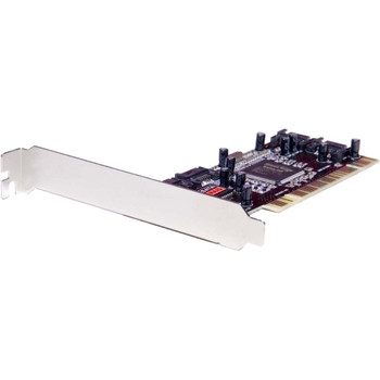 SD-SATA-4P Syba Tech 4-port SATA Raid PCi Controller Card SATA3114-a01