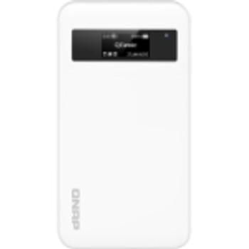 QG-103N QNAP QGenie NAS Server MIPS 24KEc 600 MHz x 32GB 64 MB RAM DRAM Fast Ethernet Wireless LAN Network (RJ-45) 1 x USB Ports 1 USB 3.0 Port(s) QGe