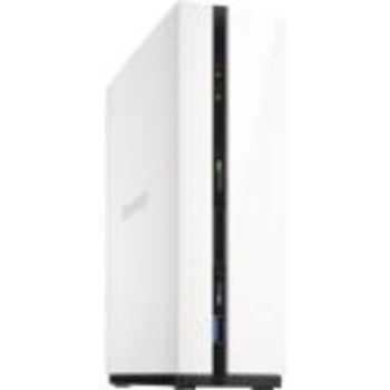 TS-128-US QNAP 1-bay Home & SOHO NAS for Data Backup and Entertainment (Refurbished)