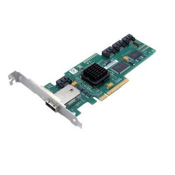 SAS92668I LSI MegaRAID 1GB Cache 8-Port SAS 6Gbps / SATA 6Gbps PCI Express 2.0 x8 MD2 Low Profile RAID 0/1/5/6/10/50/60 Controller Card