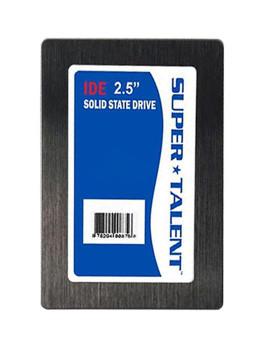FEK128MJ2E Super Talent DuraDrive ET4 Series 128GB SLC ATA/IDE (PATA) 2.5-inch Internal Solid State Drive (SSD) (Industrial)