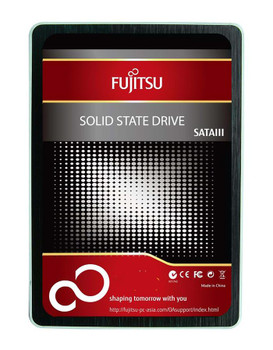 S26361-F5304-E100 Fujitsu 100GB SATA 6Gbps Hot Swap Mainstream Endurance 2.5-inch Internal Solid State Drive (SSD)