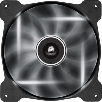 CO-9050025-WW Corsair Air Series SP140 LED White High Static Pressure 140mm Fan